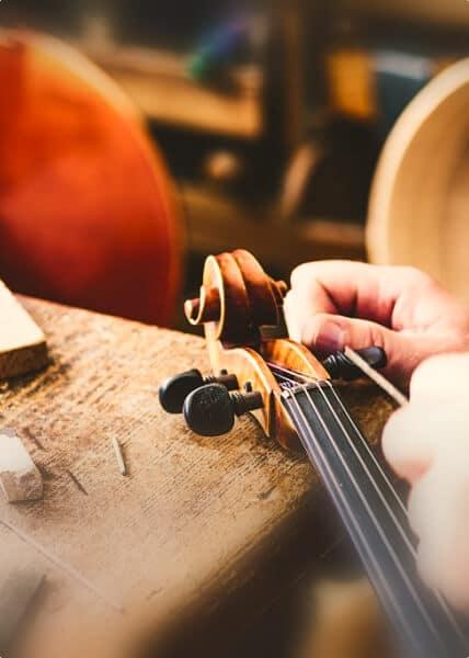 Violin Repair & Adjustment Guarantee