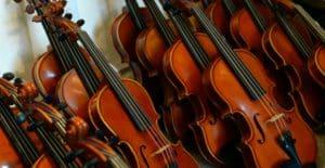School Repair Violin