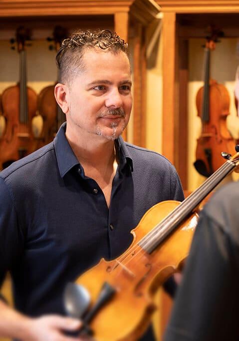 Violin Shop - Superior Customer Service