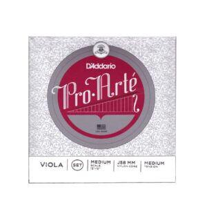 D'Addario Pro-Arte Viola Strings Set