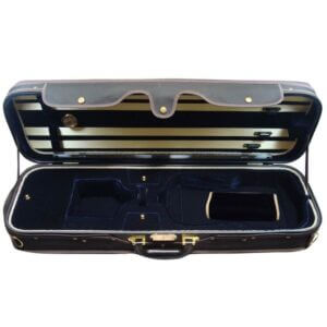 Angels Violin Case – Traditional Oblong Wood Shell