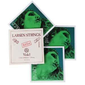 Pirastro Evah Pirazzi Viola Strings Set w/Larsen A-string