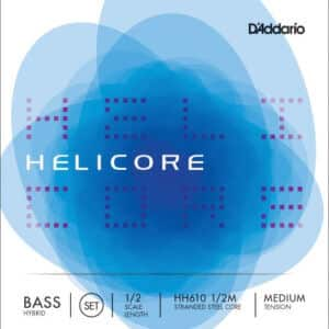D'Addario Helicore Hybrid Bass String Set