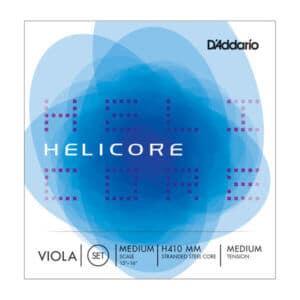 D'Addario Helicore Viola Strings Set