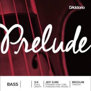 D'Addario Prelude Bass String Set